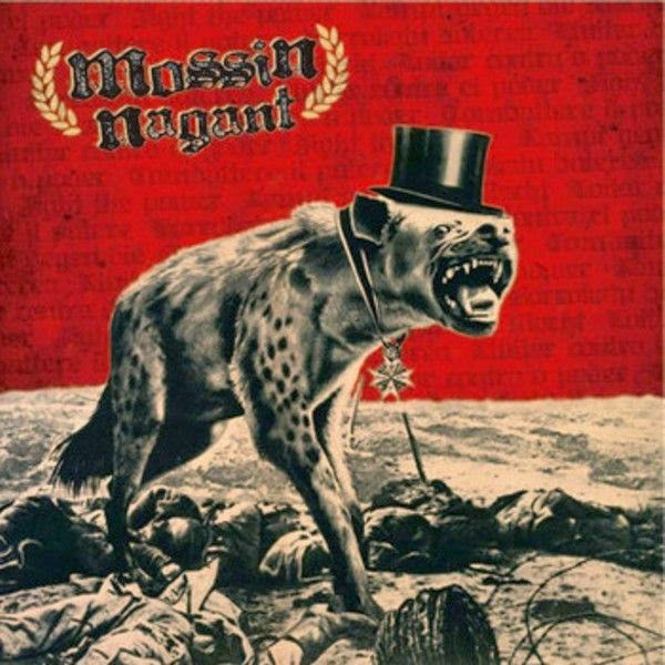 Mossin Nagant, Mossin Nagant, Rusty Knife Records, 2015.