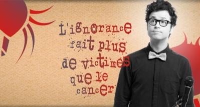 Fred Dubé - L'ignorance fait plus de victimes que le cancer