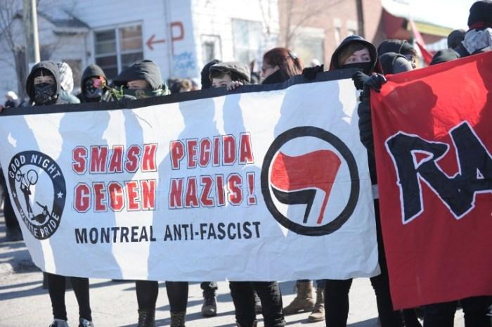 CANADA-POLITICS-PROTEST-PEGIDA